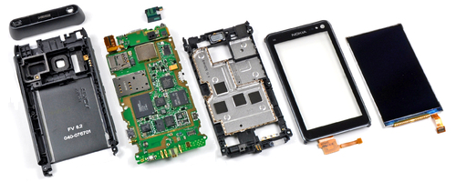 Nokia Disassembly